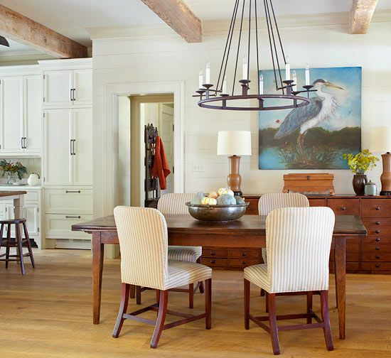 Casual Dining Room Decor Ideas: Pin By Karen Mossman On Home Ideas