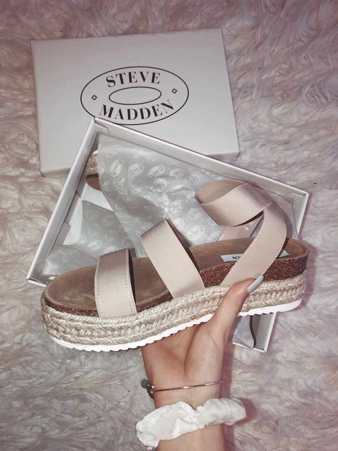 Steve Madden   Steve madden sandals