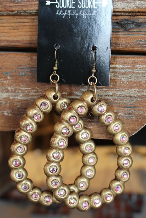 pera gold sookie sookie earring style