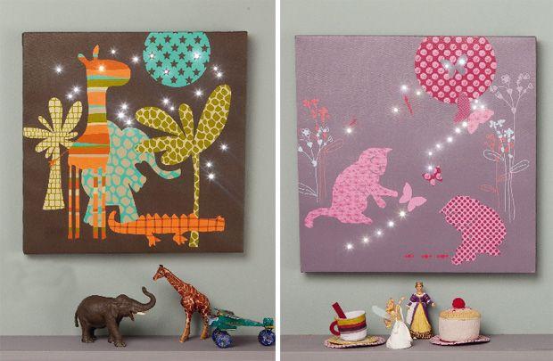 Idea de cuadros para ni o baby kids room space - Cuadros decorativos para ninos ...