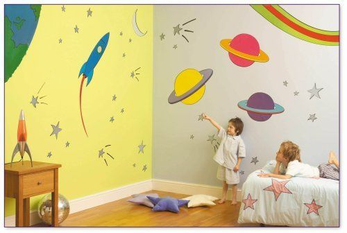 room painting ideas | for kids :) | Kids room furniture ...