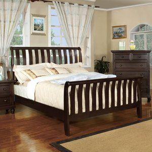 Hokku Designs Sonoma Slat Bedroom Set (With images) | Bed ...