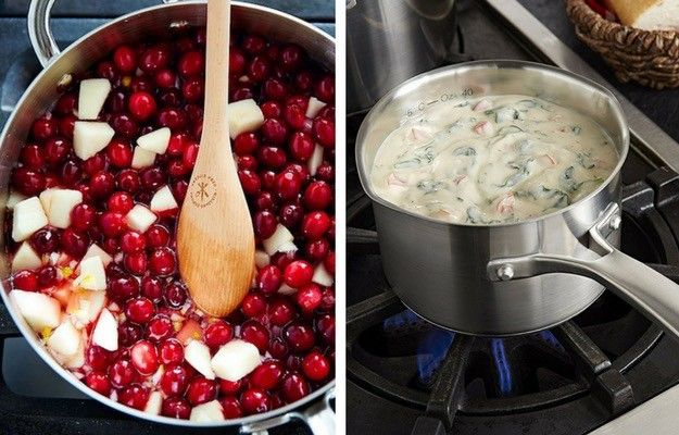 Sauce Pan | Discount Kitchenware Items | Under $50 Gift Ideas For People Who Love To Cook | https://homemaderecipes.com/discount-kitchenware-gift-ideas/