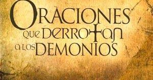 libro oraciones que derrotan a los demonios pdf gratis