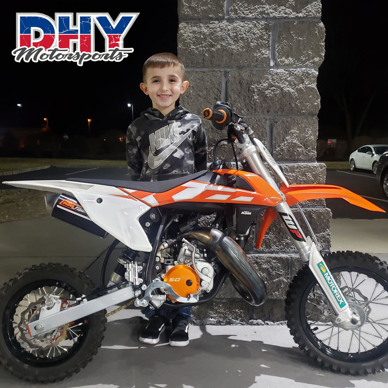 Congrats Sean On Your 2016 Ktm 50 Sxs With The Ability To Make Going Fast Fun Thank You For Making Your Purchase At Dhymo Used Motorcycles Ktm Motorcycle