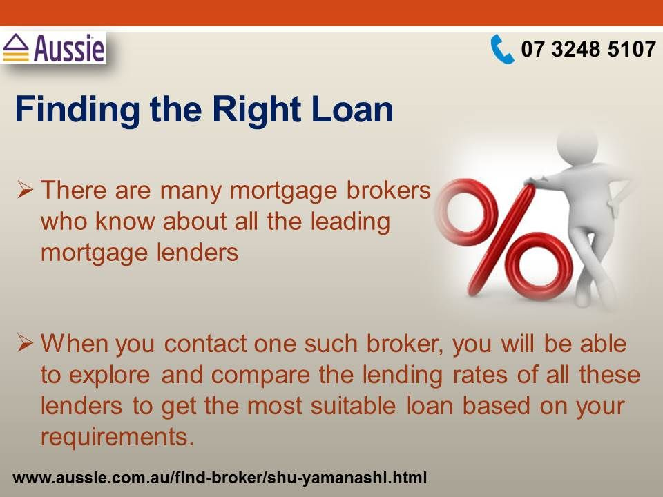 Shu Yamanashi Is A Qualified And Expert Mortgage Broker Who Works
