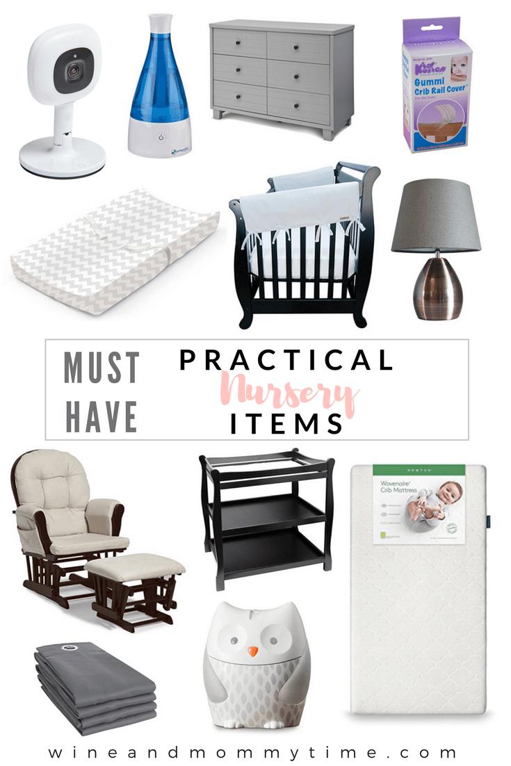 Baby Room Must Haves | Nursery Decor Inspiration, Nursery, Nursery Decor Neutral
