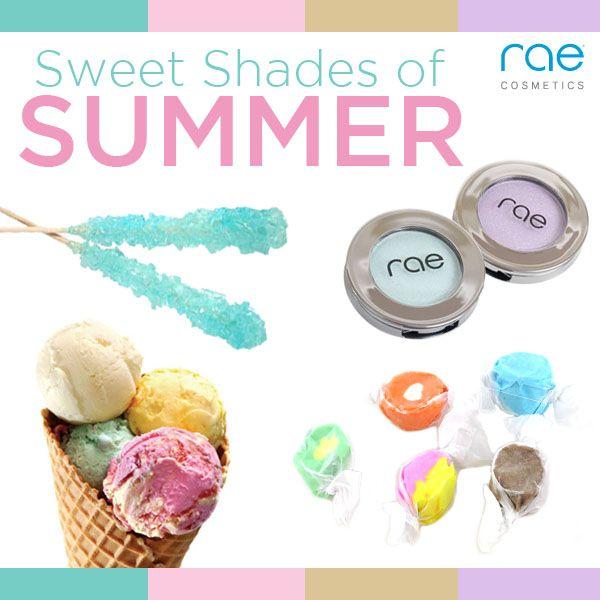 Rae Cosmetics Sweet Shades of Summer
