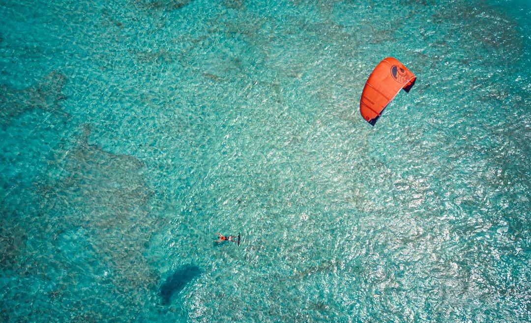 Inner Peace 💙⚓🏄♂️🏖️ - @kitensurfdubai @cabrinhakites - - -  #bali #gilitrawangan #gili #beach #island #summer #holiday #vacation #wanderlust #insta #instagood #instalove #drone #kitesurfing #kitesurf #surf #surfing #windsurf #water #sea #ocean #sleep #siesta #aloha #nature #beautifuldestinations #love #paradise