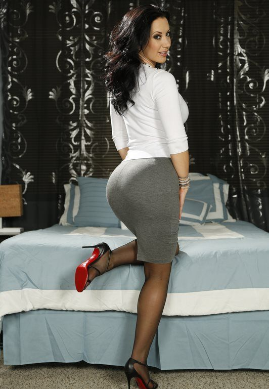 Sexy housewife ass