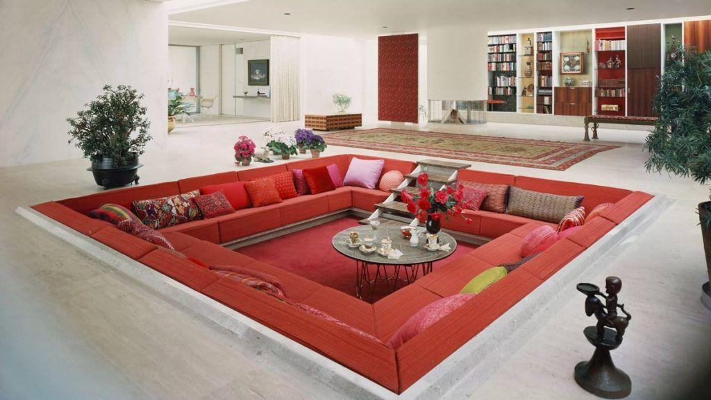 50 Mid Century Modern Living Room Design Ideas 2019 Mid Century