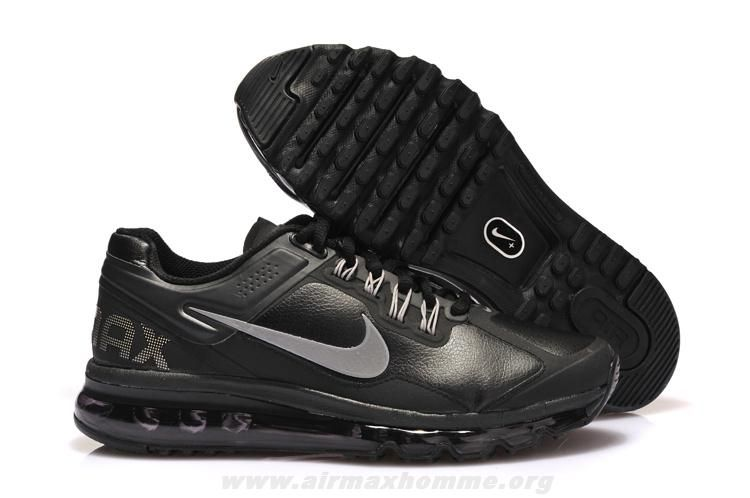Buy New Arrival Ireland 2014 New Nike Air Max 2013 Mens Shoes Leather On  Sale Black Silver from Reliable New Arrival Ireland 2014 New Nike Air Max  2013 Mens ...