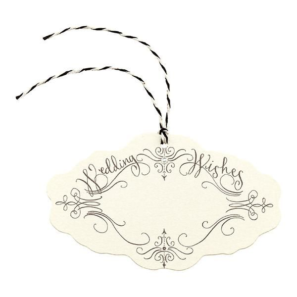 Wedding Wishes Gift Tags (With Images)