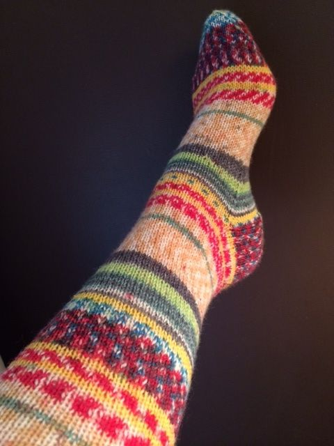 Free Knitting Patterns For Socks On Circular Needles : 25+ basta Circular knitting needles ideerna pa Pinterest Stickinstruktioner...