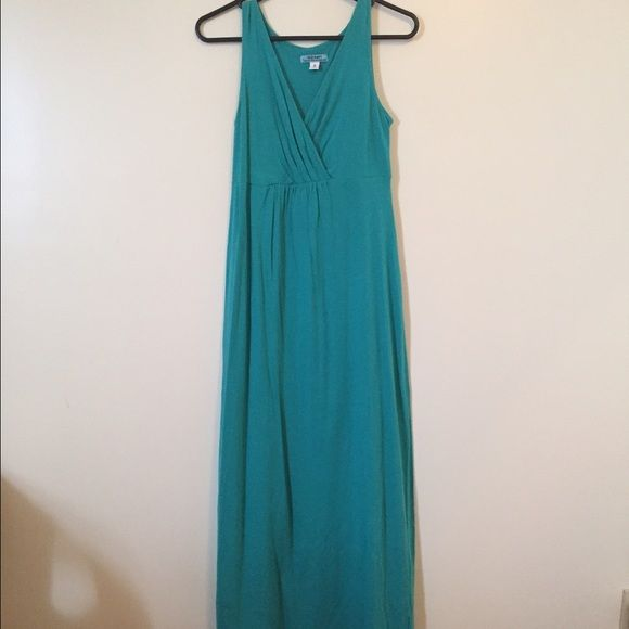 Xs maternity maxi dress