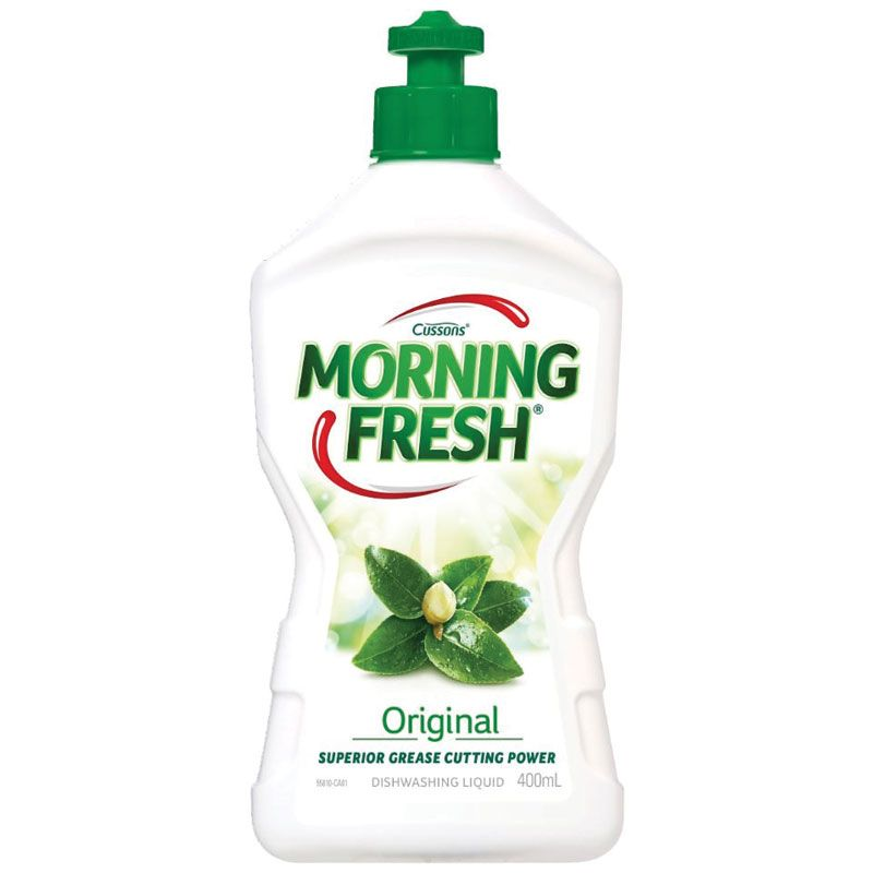 Morning Fresh Dishwashing Liquid Original 400ml Chemist