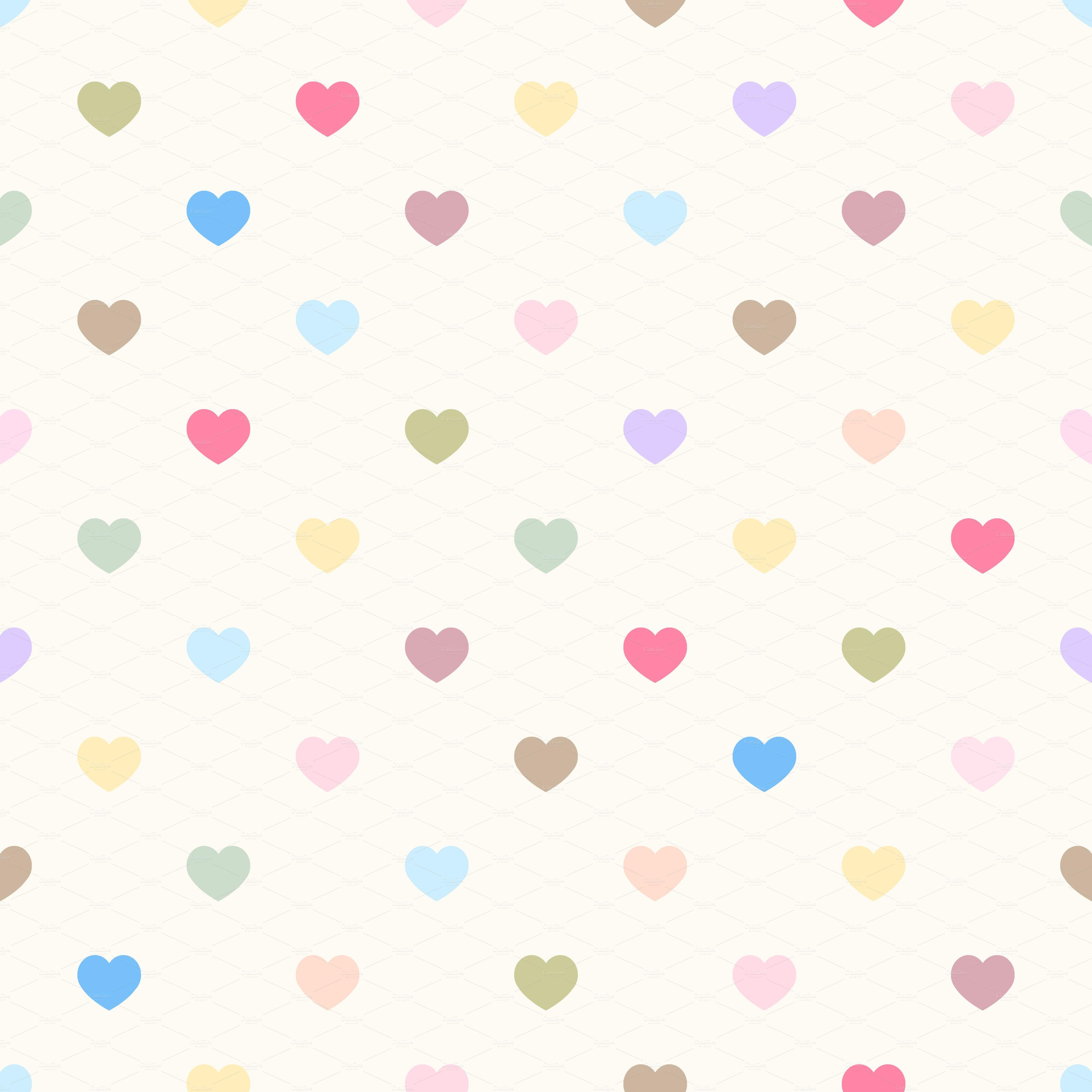 Cute Heart Tumblr Background Tumblr Backgrounds Heart Pattern Background Tumblr Pattern