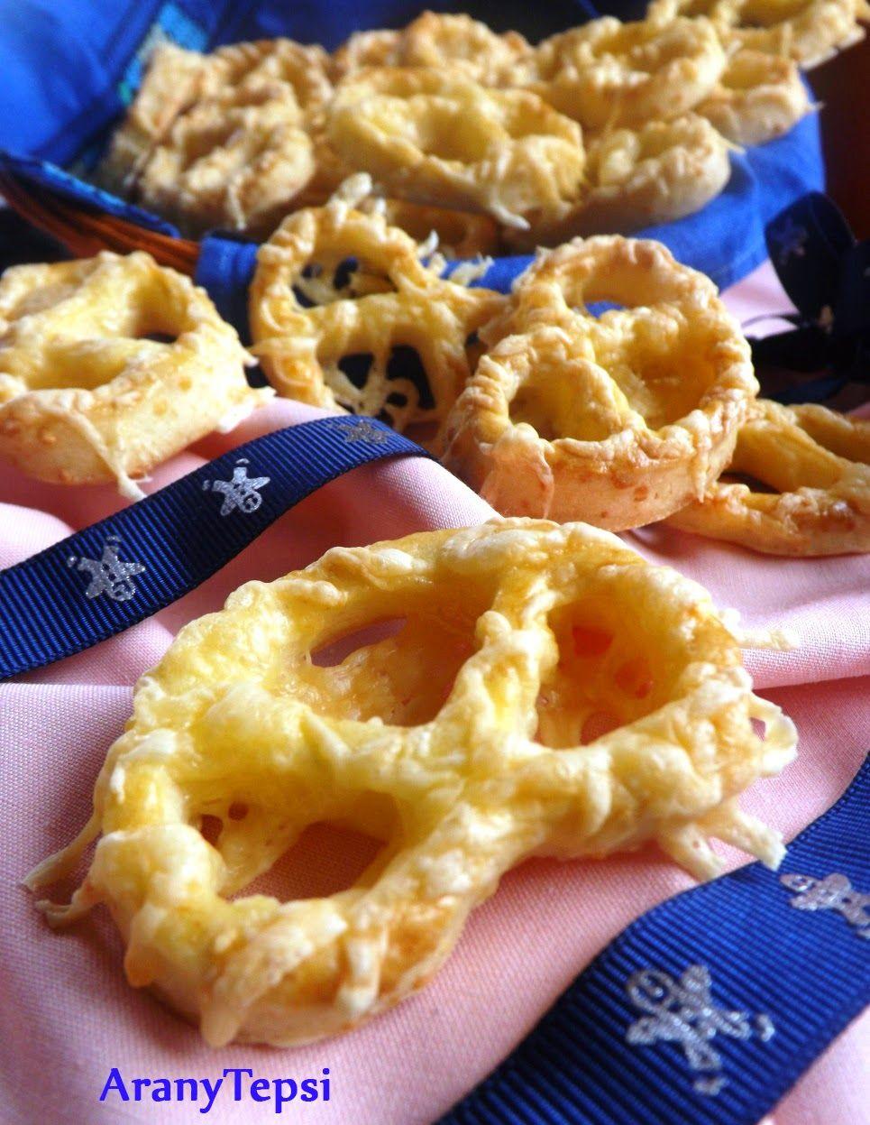 AranyTepsi: Omlós sajtos perec