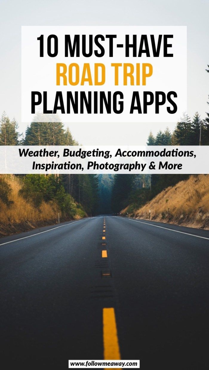 Plan A Road Trip >> 10 Best Road Trip Planner Apps To Help Design Your Adventure