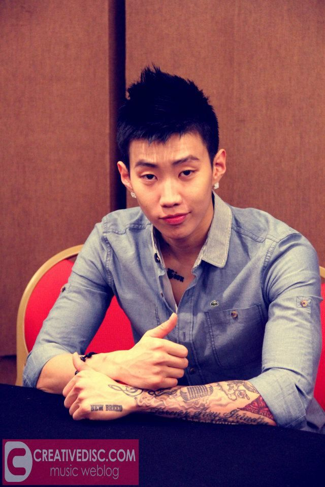 Jay Park B-Boy