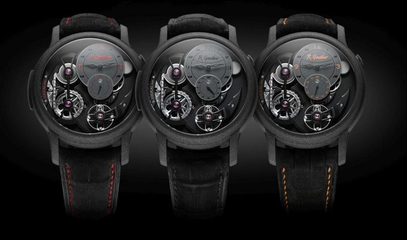 Introducing The Romain Gauthier Enraged Limited Editions