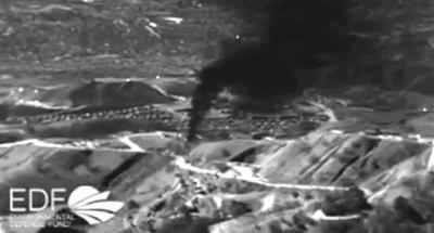 Blog de palma2mex : Cambio climático afectado por fuga de gas de Los Á...