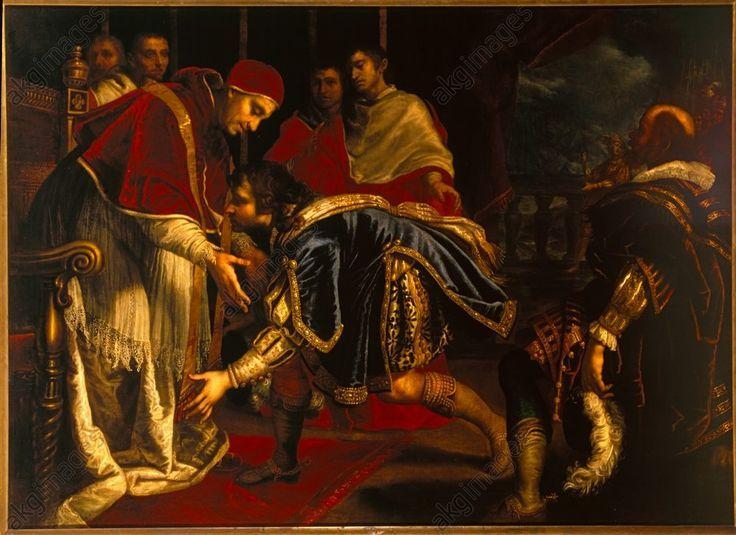 Encuentro De Leon X Con Francisco I De Francia Francisco I De Francia Papa Leon X Francia