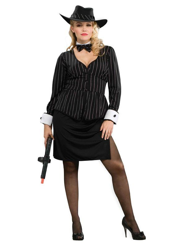 63b6962e96e Check out Gangster Costume - Wholesale Gangster Costumes for Women from  Wholesale Halloween Costumes