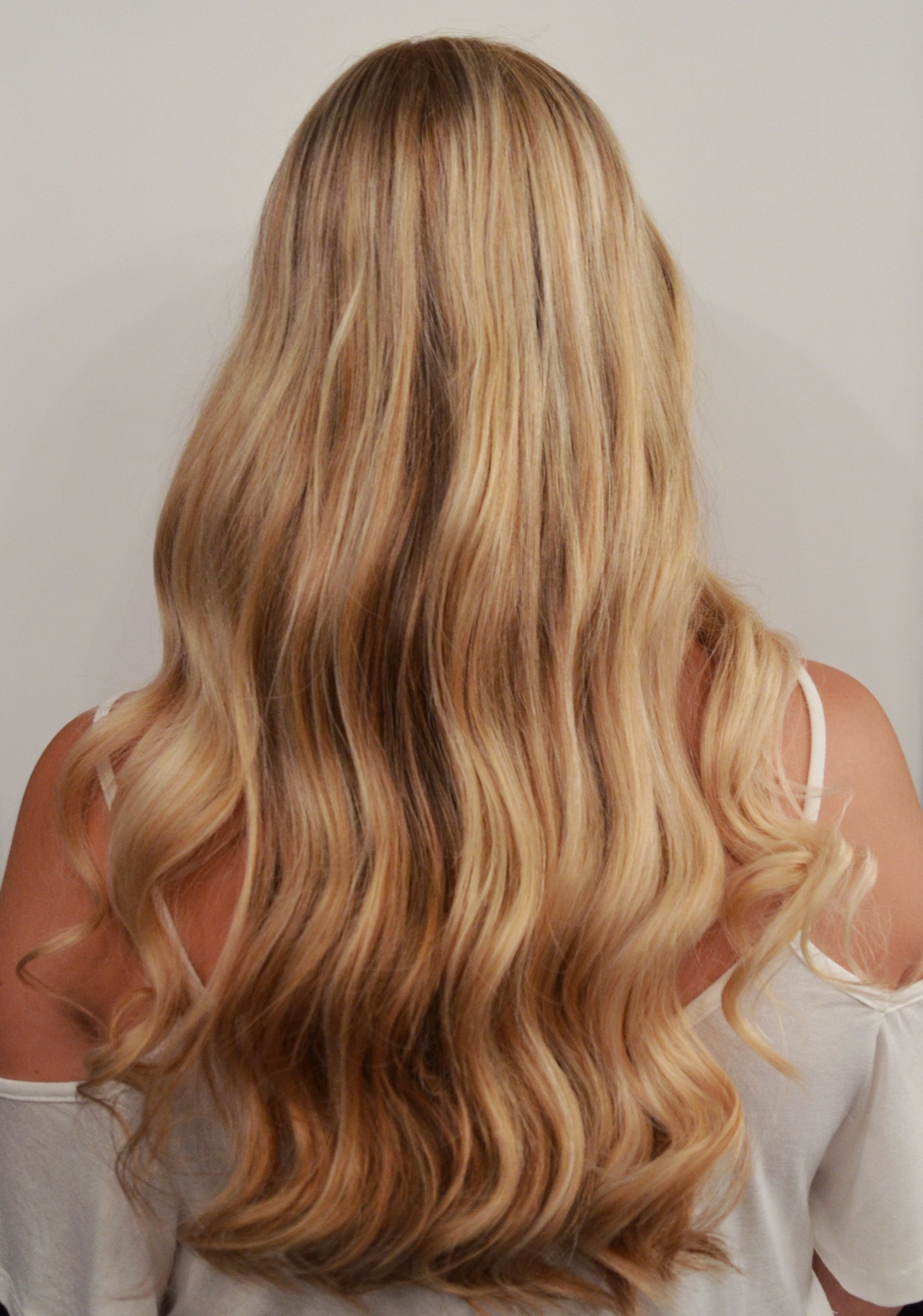 color and style by Daniel fruitionnashville blonde
