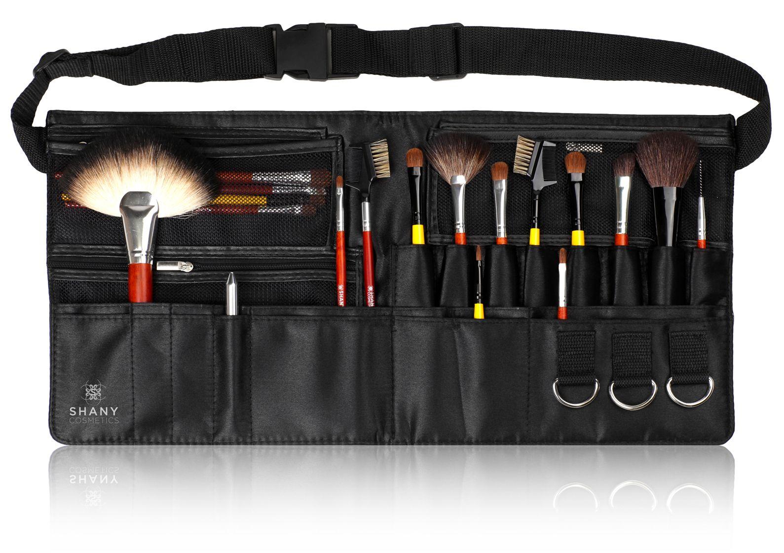 Brush Apron Set Makeup brush belt, Professional makeup