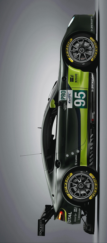 2016 Aston Martin V8 Vantage GTE Racecar | Auto Aficionado