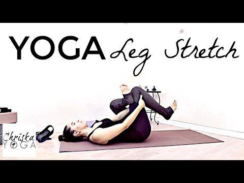 yoga leg stretch  30 min yoga for leg  hamstring