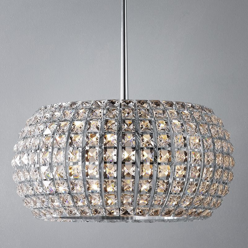 divine chandelier amazing over an island in the kitchen. Black Bedroom Furniture Sets. Home Design Ideas