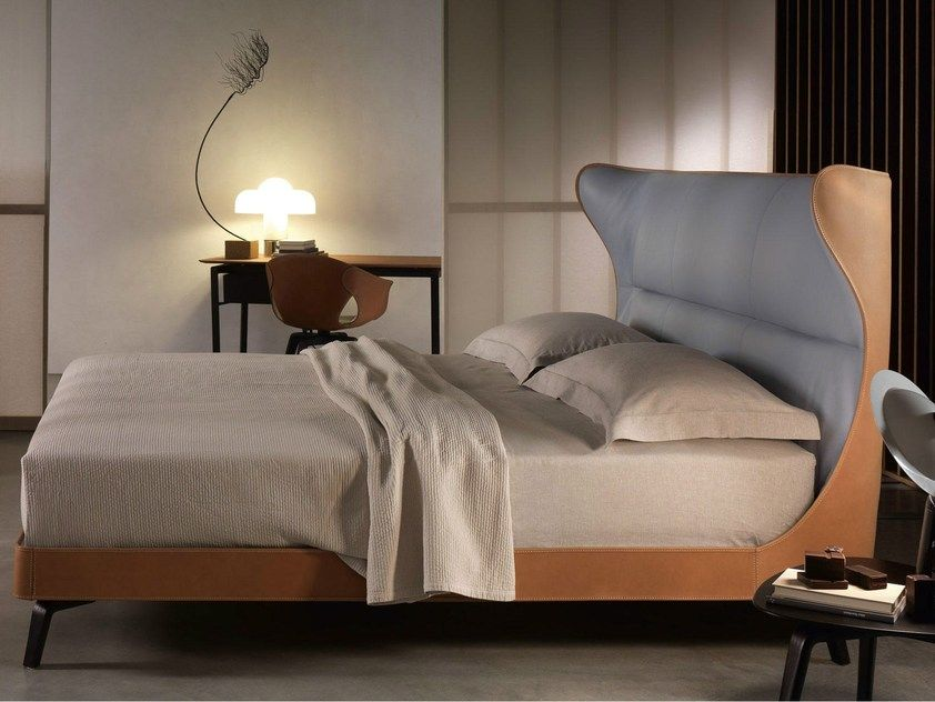 Camere Da Letto Moderne Frau.Mamy Blue Bed Bedroom Letto Blu Letto In Pelle E Idee Letto