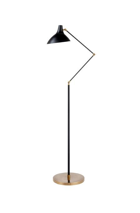 Attractive Charlton Floor Lamp / Aerin Lauder    Purchased For Living Room (from Gracious  Home