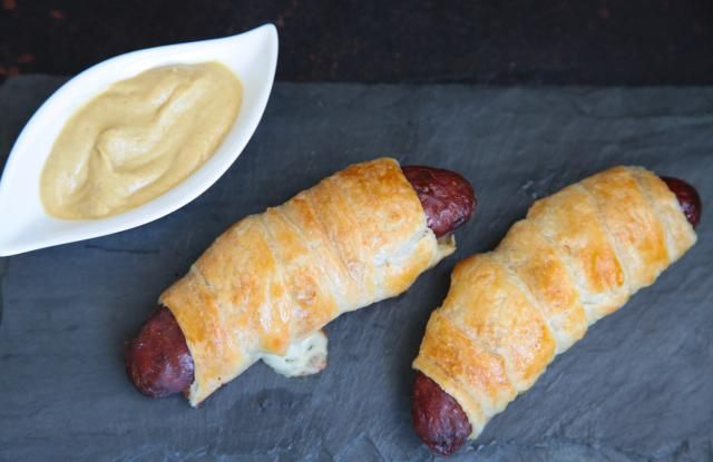You Ll Love These Pigs In The Blanket Made From Your Favorite Sausage Cheese