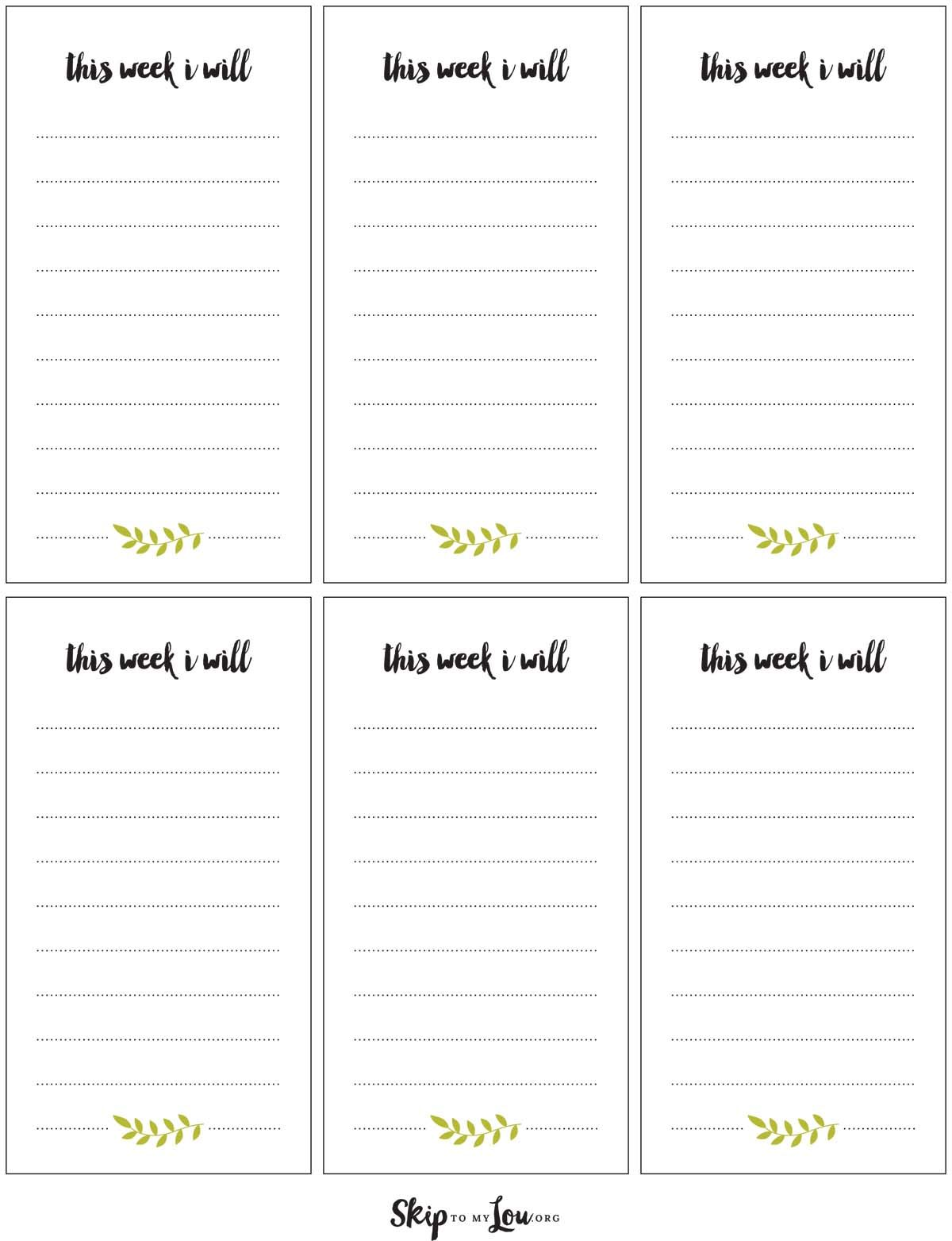 Make It Happen Free Goal Planning Worksheets