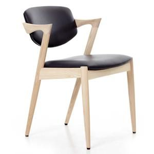 This stunning Kai Kristiansen chair is timeless