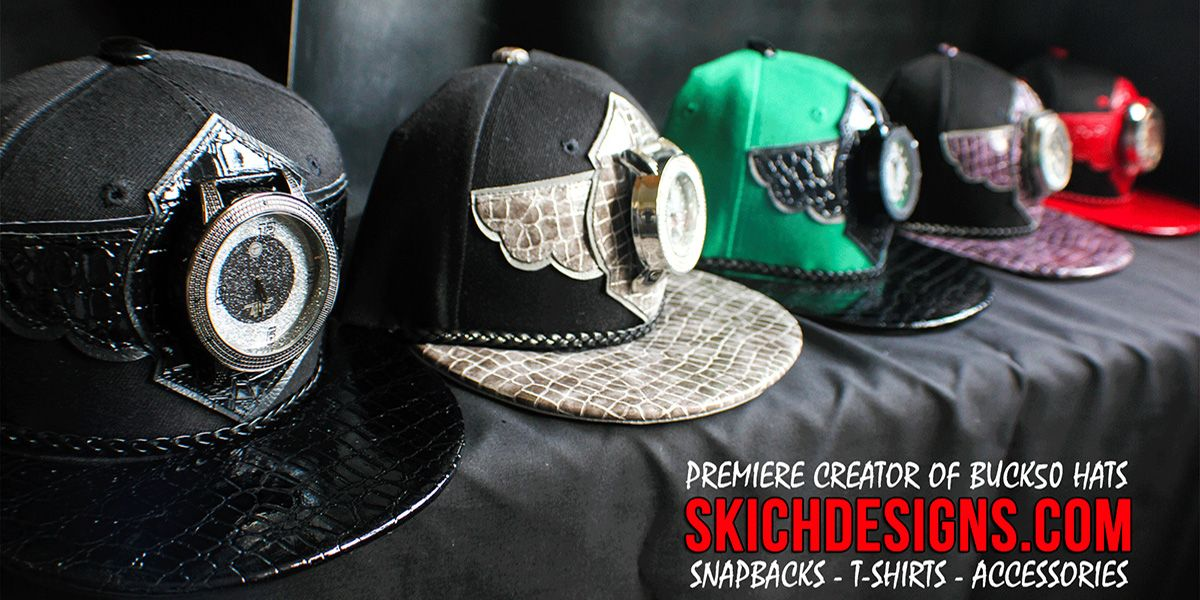 c2891b79c4f Buck 50 Hats