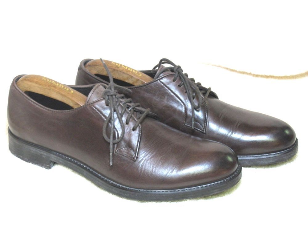 4f70d6bfe33c Barney s New York Men s Italian Oxfords Sz 8M Brown Leather Goodyear Welt   fashion  clothing  shoes  accessories  mensshoes  dressshoes (ebay link)