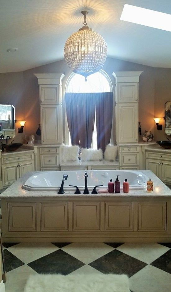 Chris patey when it comes to making upgrades at home, the kitc. Pin on Bathrooms