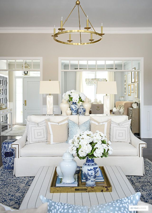 Photo of Spring Living Room Decorating Tips – CitrineLiving
