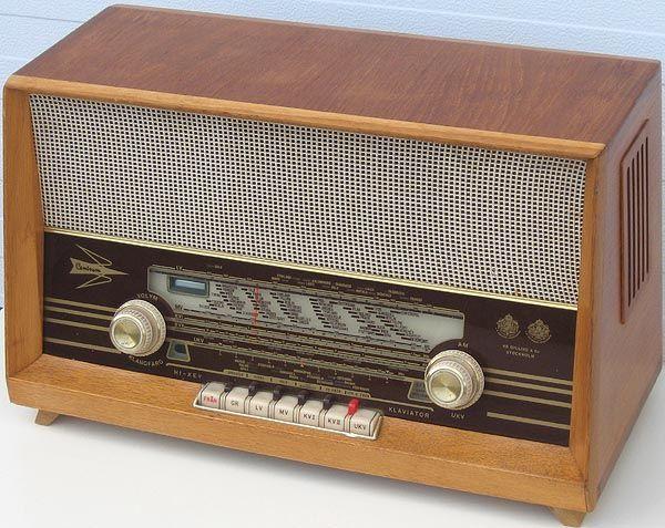 Old Tube Radios Vintage Radio Antique Radio Retro Radios