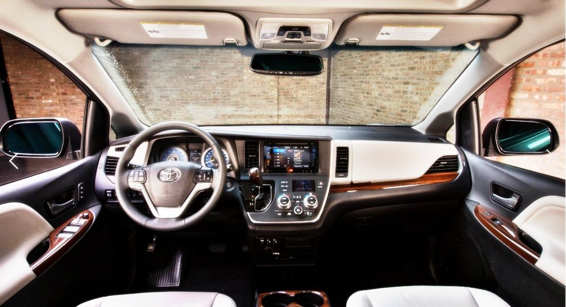 New Sienna 2019 >> 2019 Toyota Sienna Review Car Pinterest Toyota