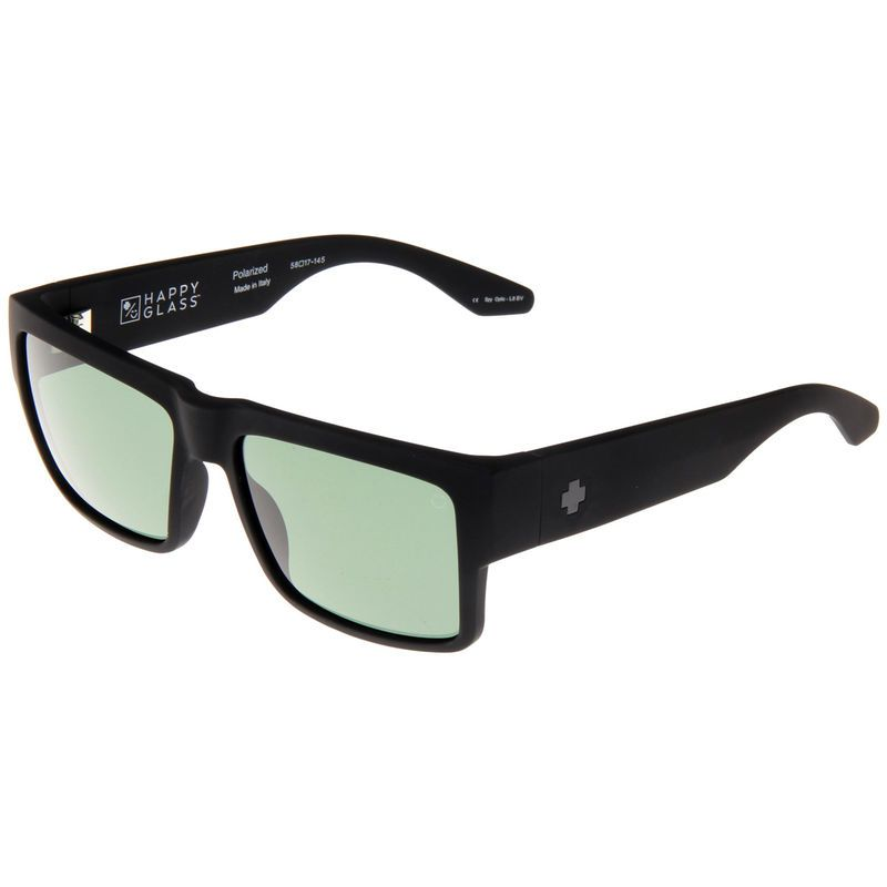 9baa3fa3e3 Dale Earnhardt Jr. Spy Optics Cyrus Sunglasses - Soft Matte Black ...