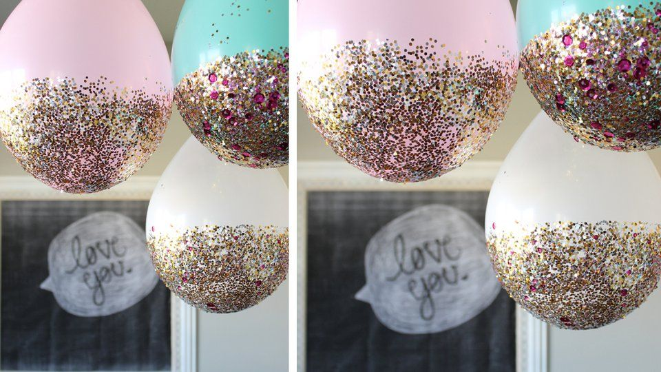 20 diy pour un anniversaire de princesse anniversaire pinterest globos eventos et lila. Black Bedroom Furniture Sets. Home Design Ideas