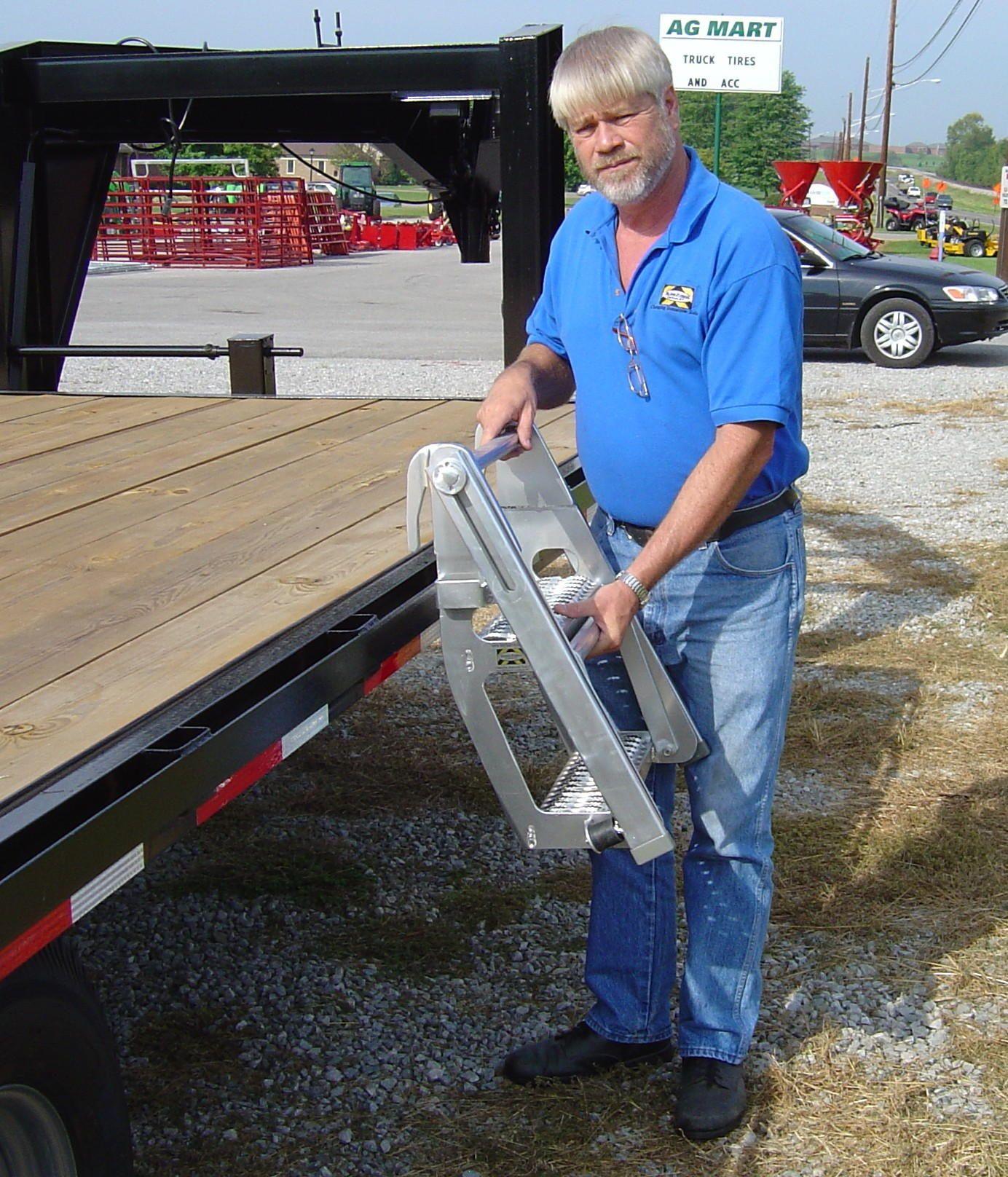 Drop Deck Trucker Trucker, Semi trucks