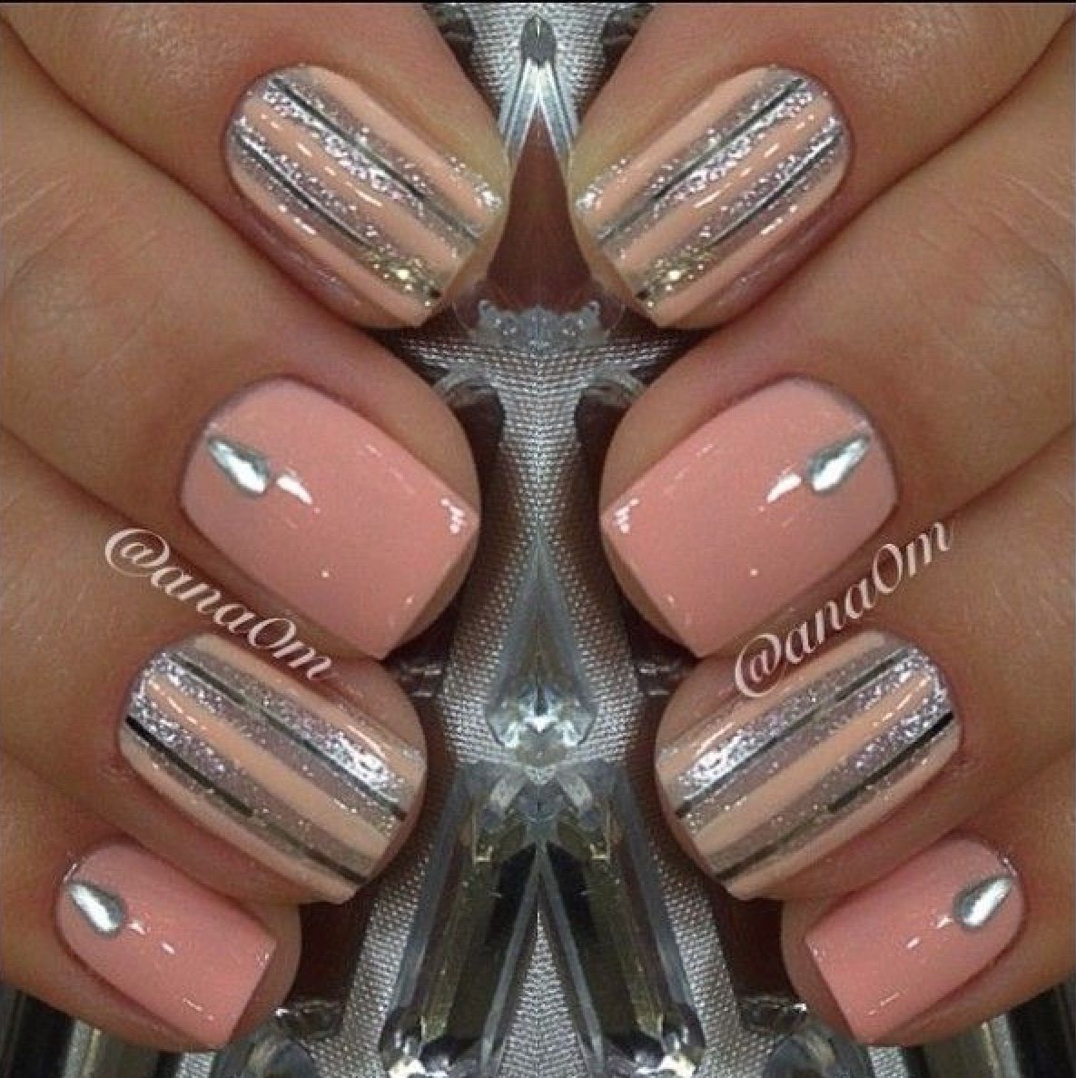 Found this before, but not sure who to give credit to | Nail Art ...