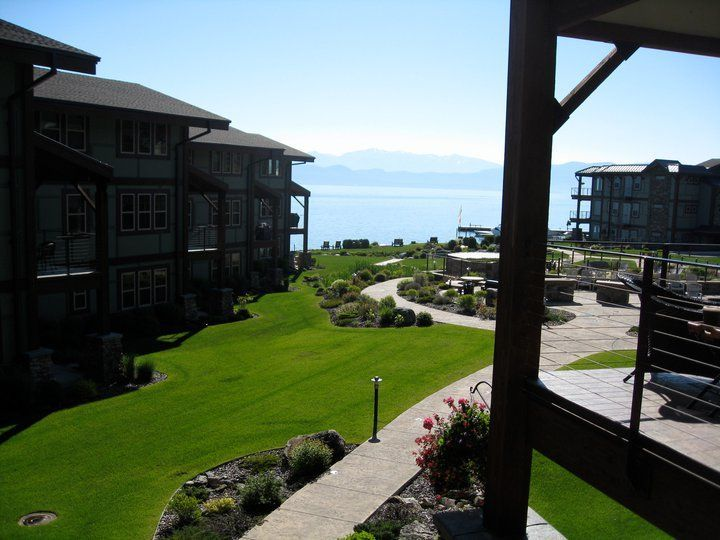 Condo vacation rental in lakeside from vacation