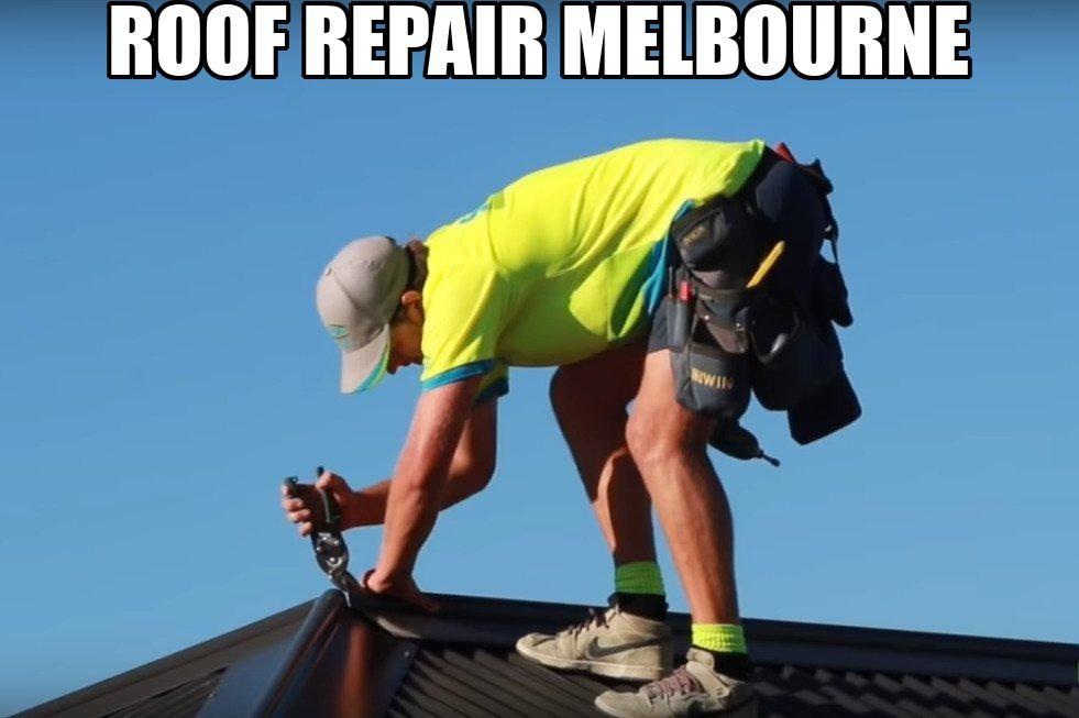 Leaking Roof Repairs Melbourne in 2020 Emergency roof